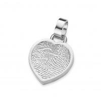 Bliss heart sølv