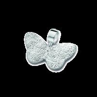 Butterfly sølv