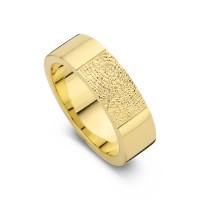 Damering True guld bredde 5,5mm