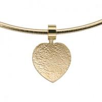 Heart guld