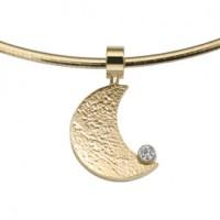 Moon Brilliant guld